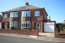 3 bedroom semi detached home for sale in Collingwood Terrace...