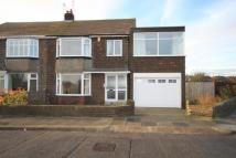 semi detached home in Alston Grove...