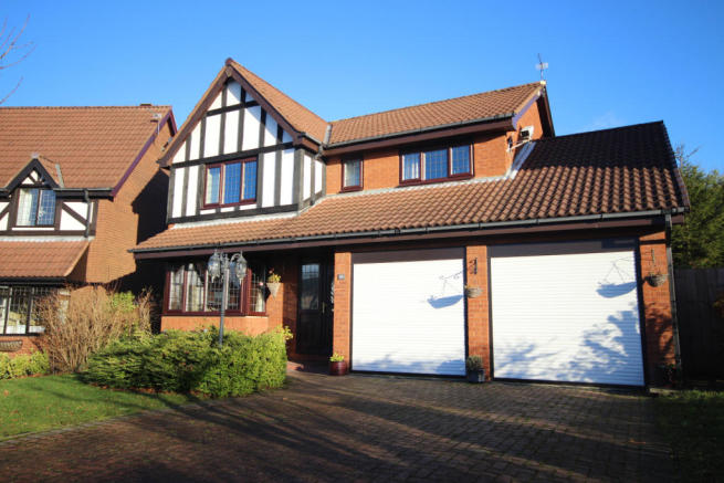 4 Bedroom Detached House For Sale In The Swallows Hadrian Park
