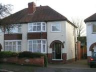3 bedroom semi detached property in Coates Road...