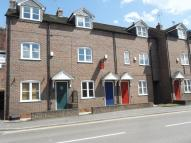 St. Terraced house to rent
