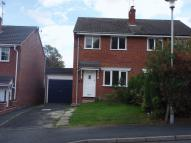 2 bed semi detached property in Lacon Close...