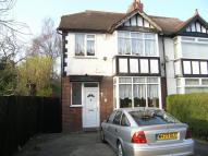 semi detached home in Woodthorpe Road...