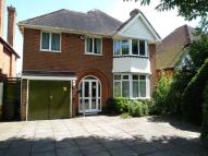 Detached home in Chesterwood Road...
