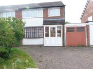 3 bed semi detached house in Ashburton Road...
