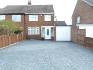 3 bedroom semi detached home for sale in Tudor Close...