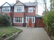 4 bedroom semi detached home to rent in The Drive, Roundhay...