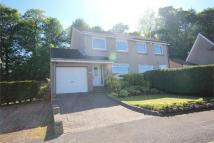 3 bed semi detached home in Dunbar Place, KIRKCALDY...