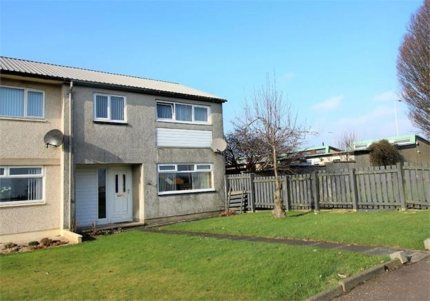 3 bedroom end of terrace house for sale in Fair Isle Road ...