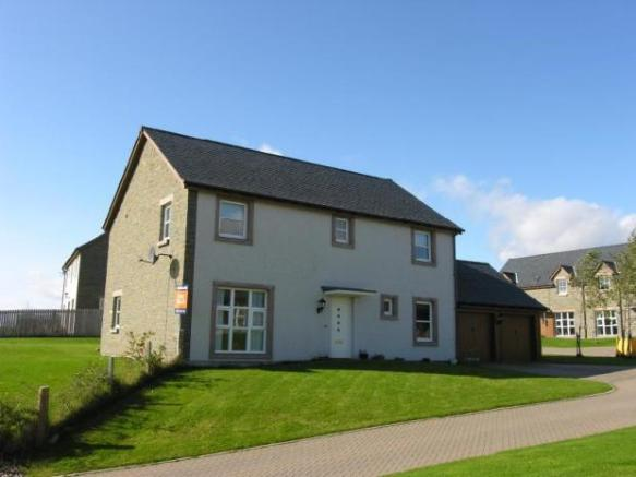 4 bedroom detached house for sale in 1 gowrie farm stanley perth perthshire ph1 ph1