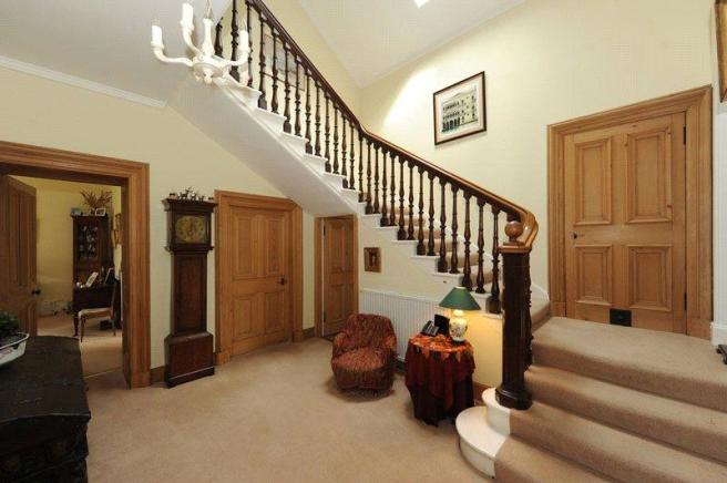 Staircase / Hall