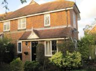 semi detached house in WORDSWORTH PLACE, HORSHAM