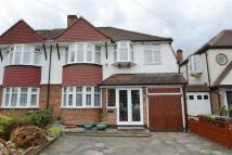 4 bed semi detached house for sale in Ewell Park Way...