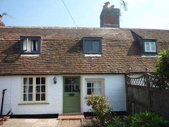1 Bedroom Cottage To Rent In Victory Cottages Swanwick