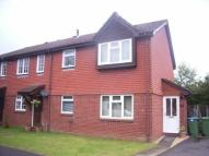 1 bed house in Larkspur Close...