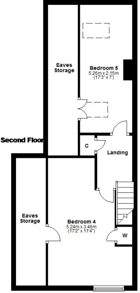 Woodleigh Second floor