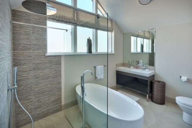 Show Home: Ensuite Bathroom