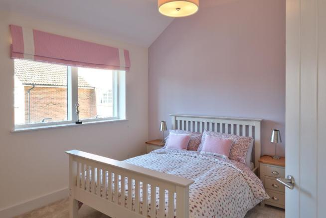 Show Home: Bedroom 3