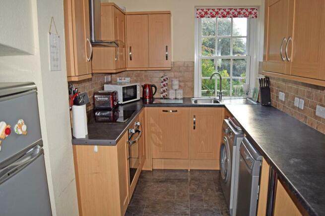 Kitchen -  Cottage 1