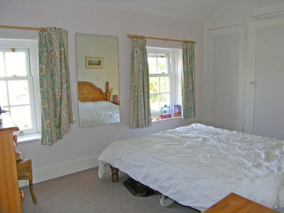 Bedroom 1 - Cottage 1