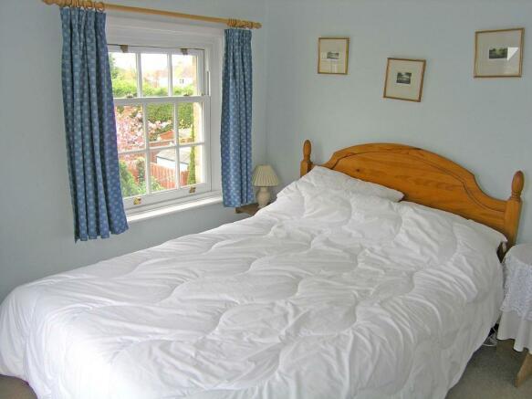 Bedroom 2 - Cottage 1
