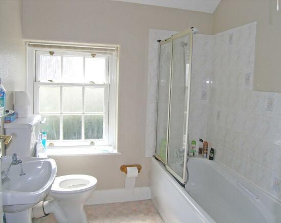 Bathroom - Cottage 1