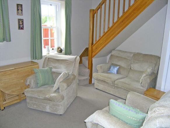 Sitting Room - Cottage 2
