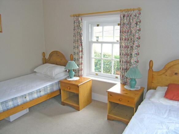 Bedroom 1 - Cottage 2