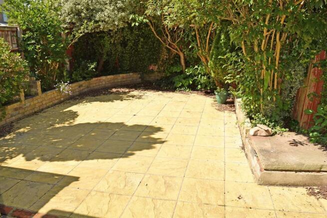 Garden - Cottage 1