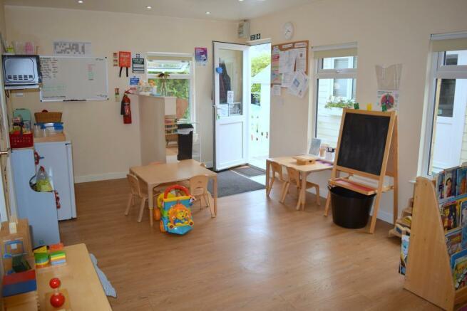 Cabin Nursery