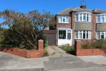 semi detached house in Bransdale Avenue...