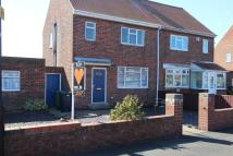 2 bedroom semi detached property in Pembroke Avenue...