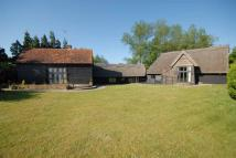 Barn Conversion in Monk Street, Thaxted...