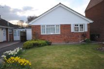 2 bed Detached Bungalow to rent in Croasdaile Road...