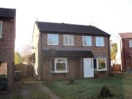 2 bed semi detached house to rent in Sandhurst Crescent...