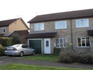 3 bedroom semi detached house in Bridle Close, Sleaford...