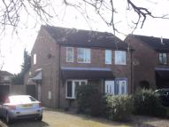 2 bed semi detached property in Sandhurst Crescent...