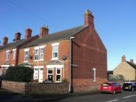 End of Terrace home to rent in Grantham Road, Sleaford...