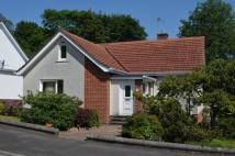 3 bed Detached Bungalow in Crawford Road, Milngavie...
