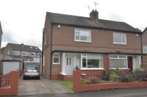 2 bedroom semi detached property in Falloch Road, Bearsden...