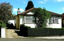 Bungalow to rent in Nethermains Road...