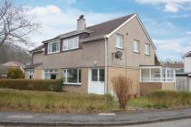 Semi-detached Villa to rent in Blane Crescent ...