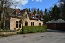 Detached home for sale in Station Road, Bearsden...