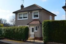 Detached home in Oak Avenue, Bearsden...