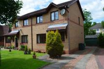 Semi-detached Villa to rent in Glazert Meadow...