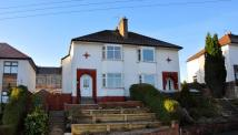 3 bed semi detached home for sale in Bradfield Avenue...