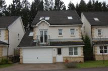 Detached house in Vorlich Crescent...