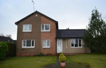 4 bedroom Detached property in Buchan Drive, Dunblane...