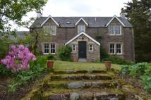 Farm House to rent in Woodside of Balhaldie...