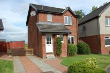 3 bedroom Detached house in Ochre Crescent, Cowie...